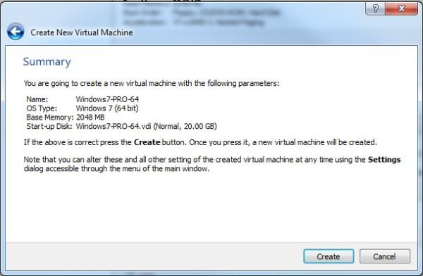 virtualbox-create-vm