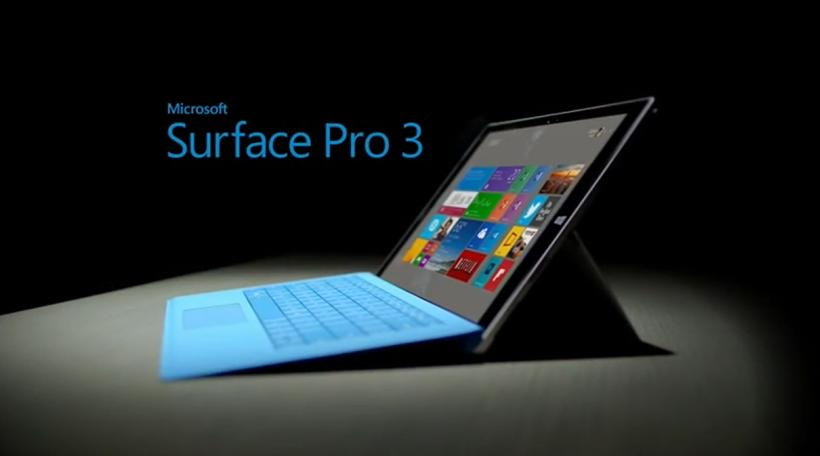 Best 2 in 1 Laptops - Convertilbe Laptop Tablets - Microsoft Surface Pro 3 - Smart Bro