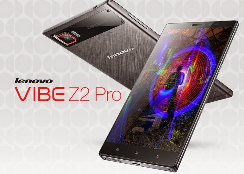 Lenovo Vibe Z2 Pro Overview, Specs, Release Date, Video