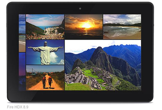 4th generation Amazon Kindle Fire HDX 8.9 Review - October 2014 3
