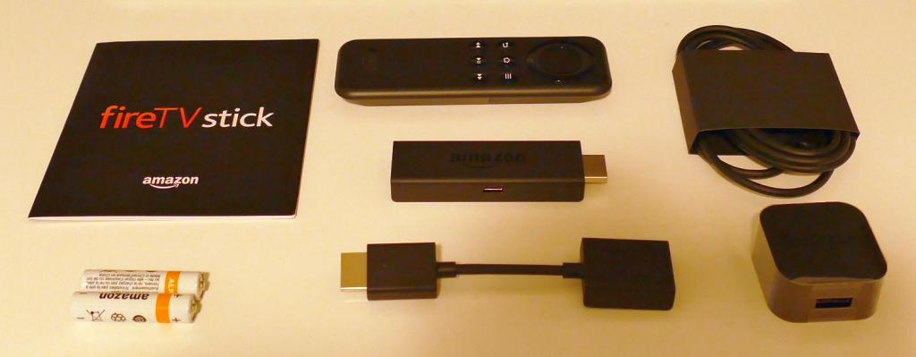 Amazon Fire TV Stick Review and Unboxing 3