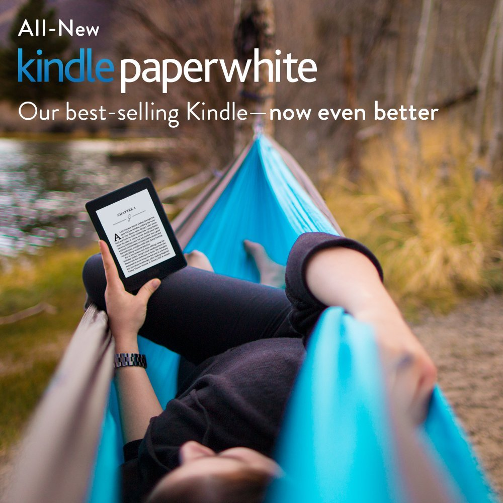 Amazon Kindle Paperwhite pros and cons 2015 review video