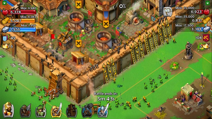 Age Of Empires - Castle Siege Game for Windows 10