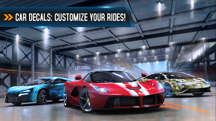 Asphalt 8 Airborne for Windows 10