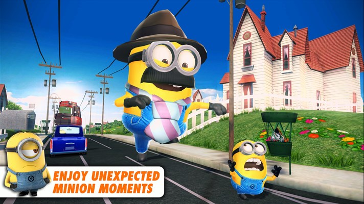 Despicable Me - Minion Rush Game for Windows 10