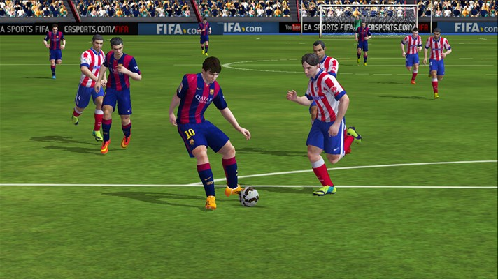 FIFA 15 - Ultimate Team Game for Windows 10