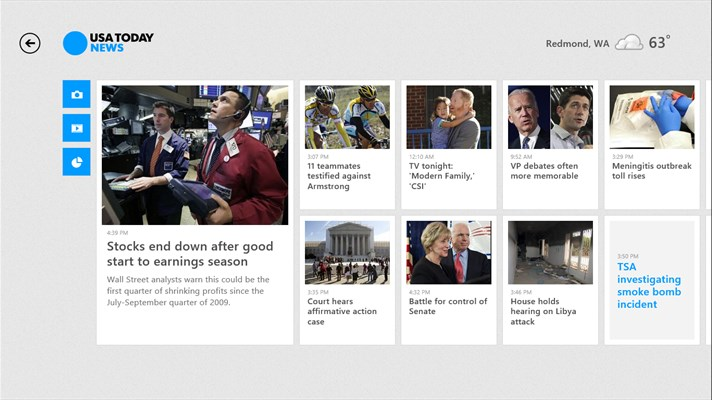 USA TODAY App for Windows