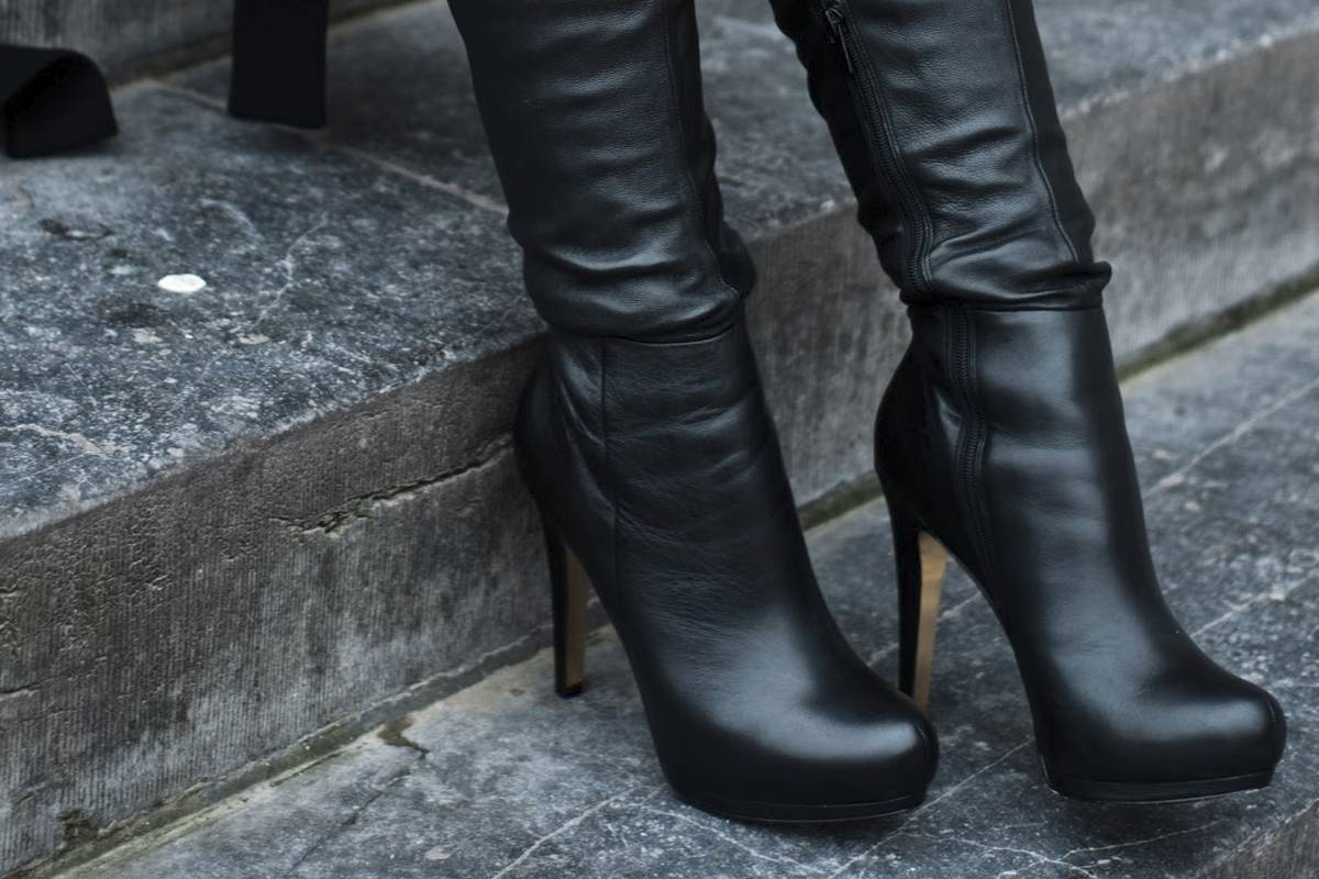 Booty Inspiration - Fall Ankle Boot Trend