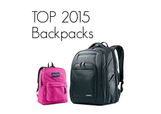 Top 2015 Backpacks