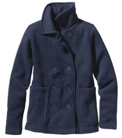 Pantagonia navy blue peacoat sweater