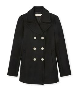Tory Burch black coat