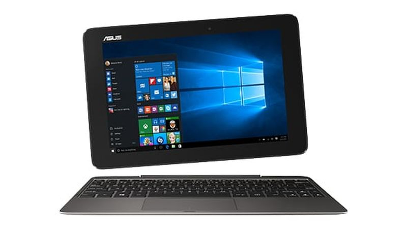 Best 2 in 1 Laptops - Convertilbe Laptop Tablets - Asus Transformer Book T100HA - Tech Ranker