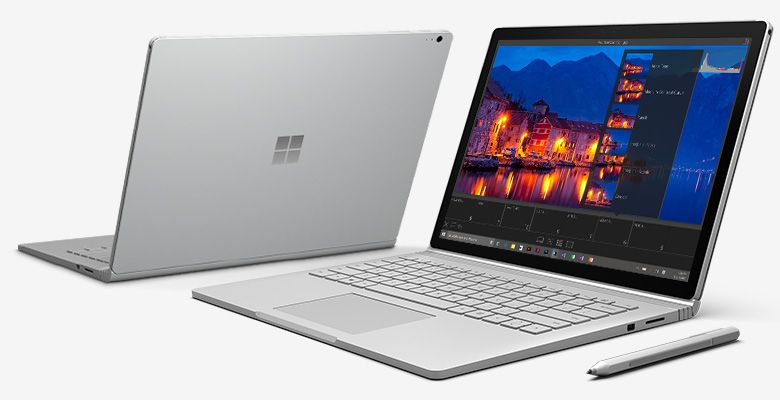 Best 2 in 1 Laptops - Convertilbe Laptop Tablets - Microsoft Surface Book - Tech Ranker