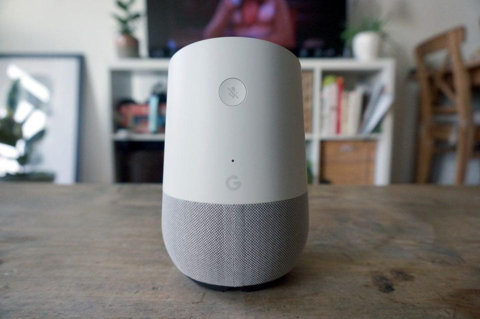 Google Home Suggestions for Improvement 1