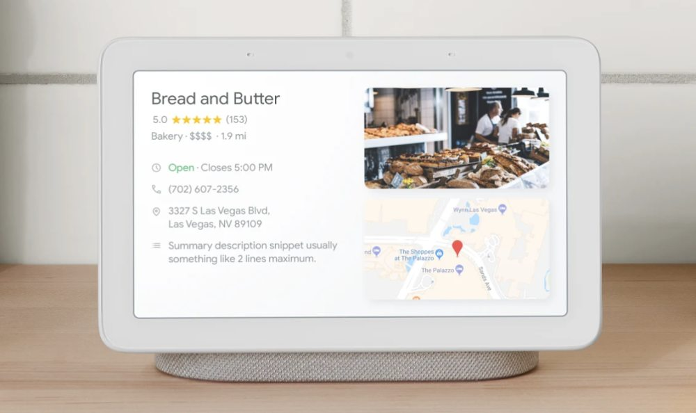 Google Home Hub Price Specs Release Date Availability